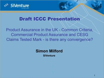 Simon Milford SiVenture - Your Creative Solutions