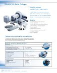 WindJet® Air Knife Packages - SGN Tekniikka Oy - Page 2