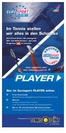 EuRq SPUR r - Tennis-Point.de