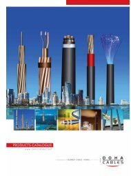Products Catalogue - Elsewedy Cables