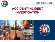 ACCIDENT/INCIDENT INVESTIGATION - IPLOCA.com