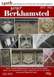 July - St Peter's Church, Berkhamsted, Herts