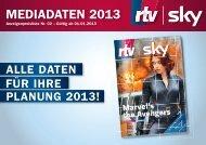 MEDIADATEN 2013 - mdmedien-gmbh.de