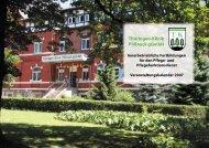 Thüringen-Klinik Pößneck gGmbH - Thueringen Kliniken