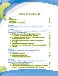 Calidad del agua para consumo humano - Page 6