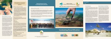 Combating Desertification