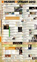 Musikfest-Faltblatt 2012 mit Terminübersicht (pdf | 1,76