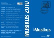 101 - Motivgruppe Musik eV