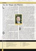 GEIST und GLAUBEN, Oktober 2005 - Montanuniversität Leoben - Page 2