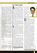 GEIST und GLAUBEN, Oktober 2005 - Montanuniversität Leoben - Page 3