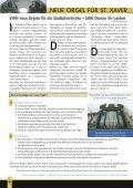 GEIST und GLAUBEN, Oktober 2005 - Montanuniversität Leoben - Page 6