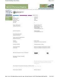Florida Approval FL5508 - Masonite