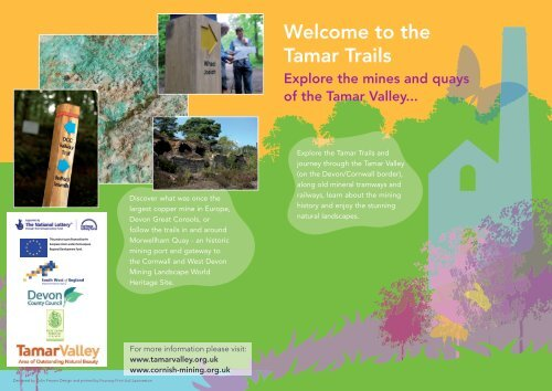 Welcome to the Tamar Trails - Tamar Valley AONB