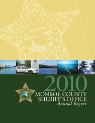 Mission Statement - Monroe County Sheriff's Office