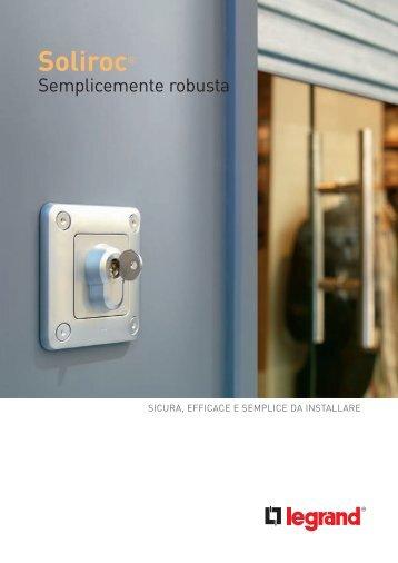 Catalogo Soliroc - Professionisti BTicino
