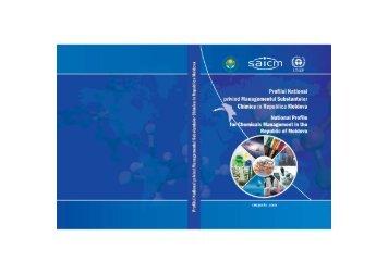 Profilul Naţional privind Managementul Substanţelor Chimice în ...