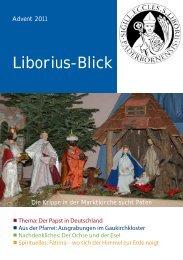 Liborius-Blick - Kath. Pfarramt St. Liborius Paderborn