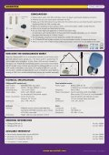 Wireless alarm system with SMS notification via GSM ... - Okos Otthon - Page 2