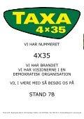 Politisk flertal vil skærpe EP-forslag Side 8 - Dansk Taxi Råd - Page 2