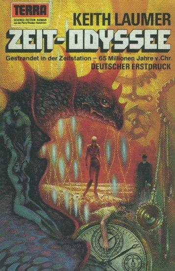 TTB 219 - Laumer, Keith - Zeit-Odyssee - oompoop.de