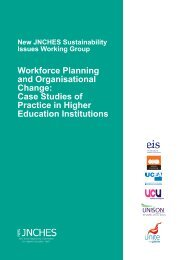 Workforce Planning and Organisational Change - Ucea