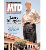 Larry Morgan - Modern Tire Dealer
