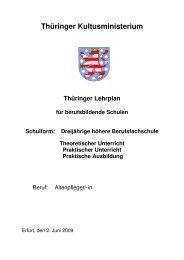 Altenpfleger/in - Thillm