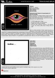 tubanytt uke 40 - Tuba Records