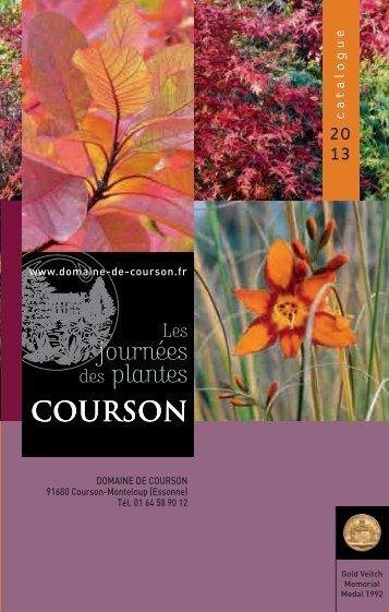 Télécharger le PDF - Domaine de Courson
