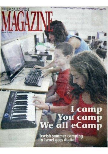 , We I camp - eCamp