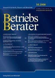 gesamter Artikel (PDF) - HLB Deutschland