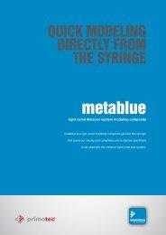 metablue - primotec
