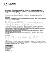 Ansökan för utbildningsanordnare om anslutning till ...