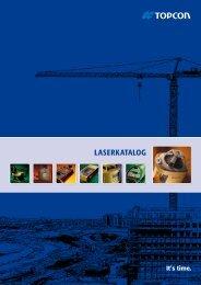 LASERKATALOG - Topcon Positioning