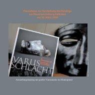 jetzt reinlesen - Verlag Philipp von Zabern