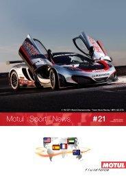 Motul . Sport . News 21