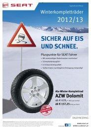 SICHER AUF EIS UND SCHNEE. - Porsche Graz-Liebenau