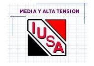 Catálogo de Productos IUSA