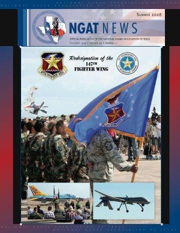 NGAT Magazine - Summer 2008 - National Guard Association of ...