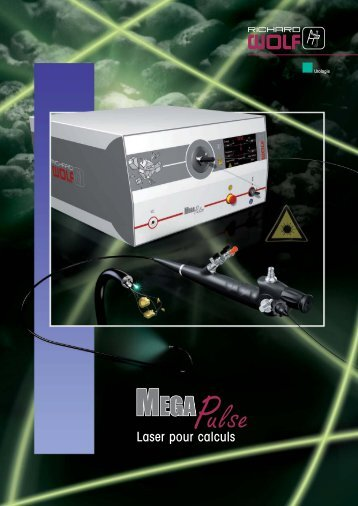 Laser pour calculs - Richard Wolf