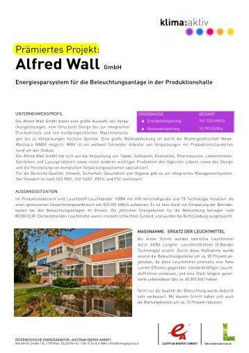 Alfred Wall GmbH
