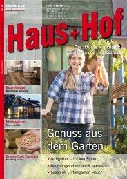 Serie: Das Gartenjahr (III) Die blühende Vielfalt des ... - RUHR RADAR