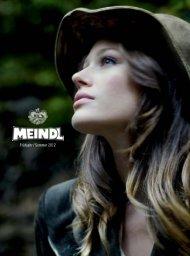 Frühjahr / Sommer 2012 - Meindl Fashion Kirschanschöring