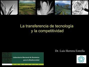 La Transferencia de Tecnología y su Impacto en la Competitividad
