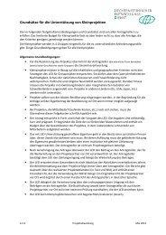 Reglement für Kleinprojekte - LED Liechtensteinischer ...