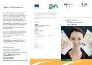 Zweite Förderphase - Volkshochschule des Saale-Orla-Kreises