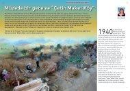 """Gezi-Müzede bir gece ve """"Çetin Maket Köy"""" - Bilişim Dergisi"""