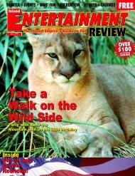 June, 2005 - Inland Entertainment Review Magazine