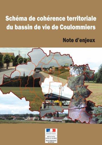 SCoT du bassin de vie de Coulommiers - Les services de l'État en ...