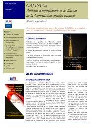 janvier 2013 - Ministère de la Défense